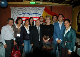Esperanza Aguirre en Londres_11