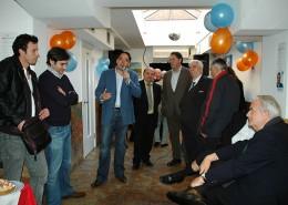 Jose Maria Michavila en un acto del PP Reino Unido que tuvo lugar en el centro Gallego Londres_10